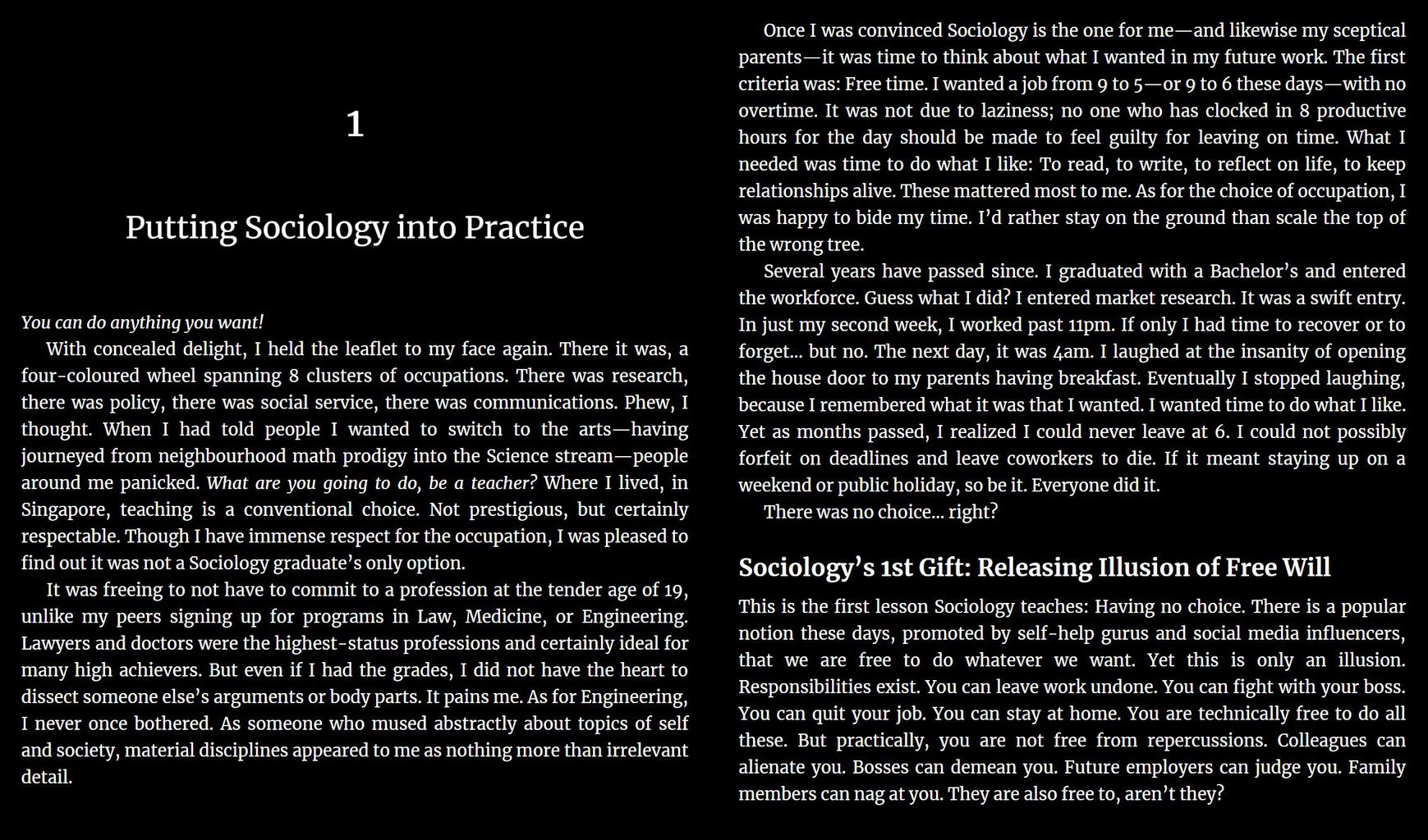The Sociology Practicum Preview Image 3 (Desktop)